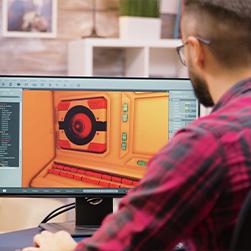Progettista grafico 3D